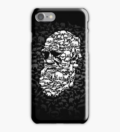 Darwin; Endless Forms iPhone Case/Skin