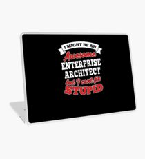 ENTERPRISE ARCHITECT T-shirts, i-Phone Cases, Hoodies, & Merchandises Laptop Skin