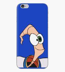 Earthworm Jim iPhone Case