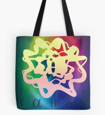 Frequency (Theta) - ohms' Custom Worms Armageddon Level Tote Bag
