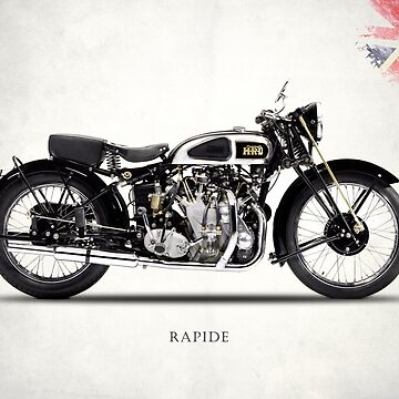The Series A Rapide by rogue-design