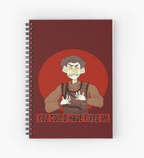 Lore Spiral Notebook