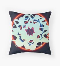 Frequency (Delta) - ohms' Custom Worms Armageddon Level Throw Pillow