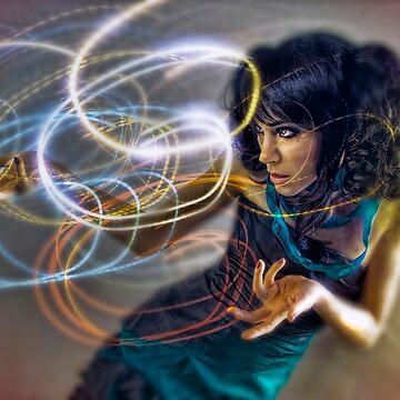 Light Wizardry by Glitterfest