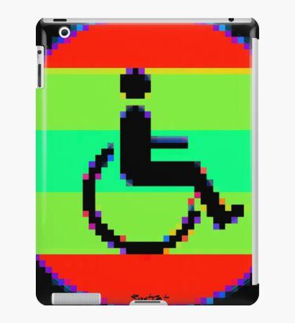 Handicap and singularity 14/99 iPad Case/Skin