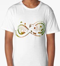 Infinity (08) - ohms' Custom Worms Armageddon Level Long T-Shirt