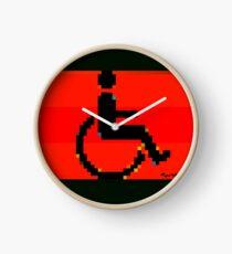 Handicap and singularity 13/99 Clock