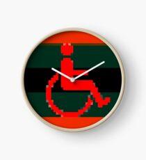 Handicap and singularity 12/99 Clock