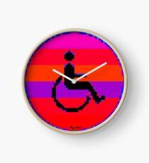 Handicap and singularity 9/99 Clock