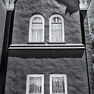 The Old City Jail  by John  Kapusta