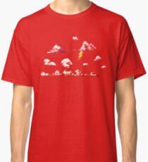 Red Storm - ohms' Custom Worms Armageddon Level Classic T-Shirt