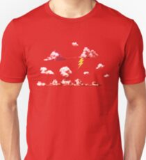Red Storm - ohms' Custom Worms Armageddon Level Unisex T-Shirt