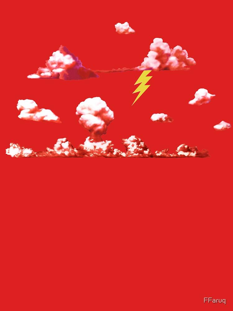 Red Storm - ohms' Custom Worms Armageddon Level by FFaruq