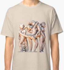 Alte Erotik, Khajuraho Classic T-Shirt