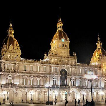 El Ayuntamiento de A Coruña by alschni