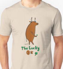 The Lucky Ox Unisex T-Shirt