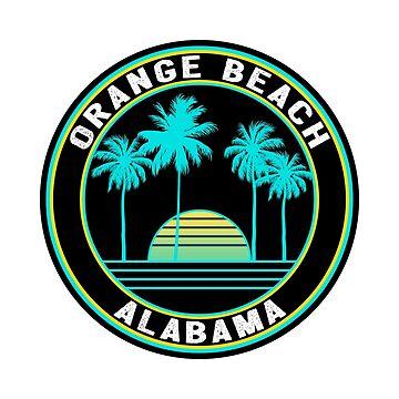 Orange Beach Alabama Gulf Of Mexico Travel Vacation by MyHandmadeSigns