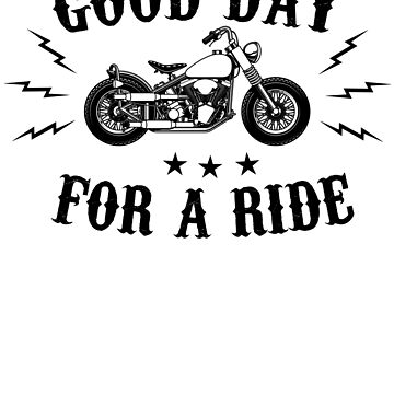Good day for a ride Motorbike by NiceTeee