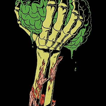 Dead brain by DrTigrou