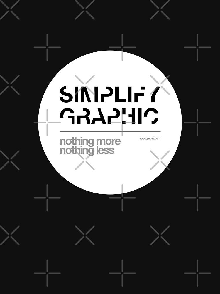 Simplify by sub88