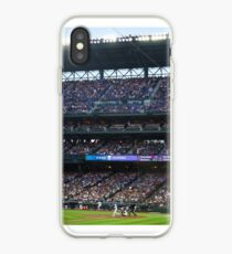 Portrait of a Hitter iPhone Case