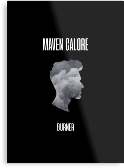 Maven - Burner by catkoebsch