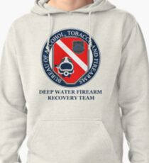 ATF Firearm Recovery Pullover Hoodie