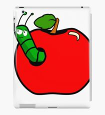 Caterpillar apple iPad Case/Skin