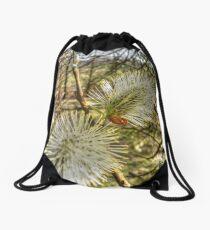 Catkin Drawstring Bag