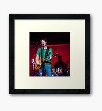 Jonny Lang Framed Print