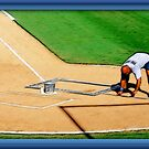 Pre-game Baseball Image #4 by glink