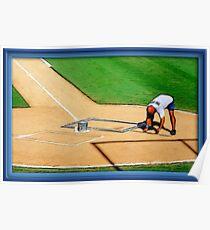 Pre-game Baseball Image #4 Poster