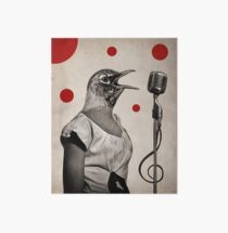 Anthropomorphic N°11 Art Board