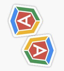 AngularJS (ng-conf) Sticker
