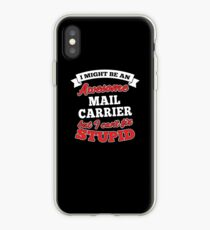 MAIL CARRIER T-shirts, i-Phone Cases, Hoodies, & Merchandises iPhone Case