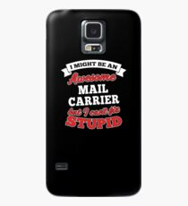 MAIL CARRIER T-shirts, i-Phone Cases, Hoodies, & Merchandises Case/Skin for Samsung Galaxy