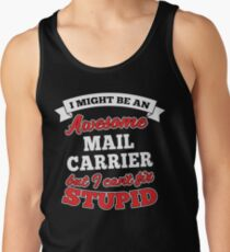 MAIL CARRIER T-shirts, i-Phone Cases, Hoodies, & Merchandises Men's Tank Top