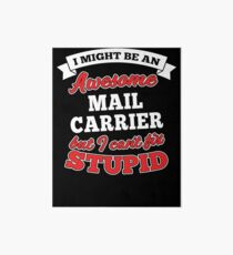 MAIL CARRIER T-shirts, i-Phone Cases, Hoodies, & Merchandises Art Board