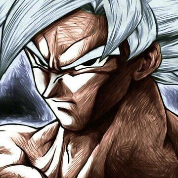 UI Goku by JerryOfficial