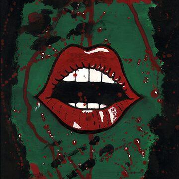 Vampirism is so cool. by JamieMcc