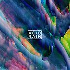 ACID - RAIN - Album Cover by XientCE