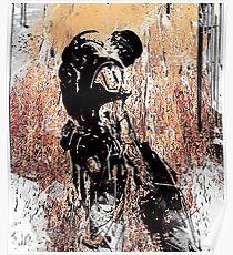 Gears of War - Marcus Fenix Poster