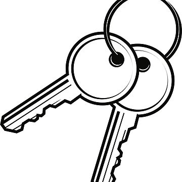 Keys by Reethes