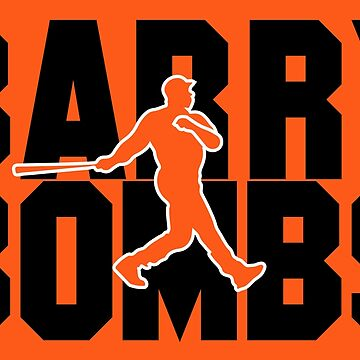 Barry Bombs - In Honor Of The Home Run King by motownj