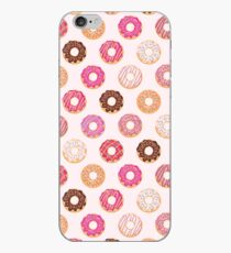 Köstliches rosa Donuts-Muster iPhone-Hülle & Cover