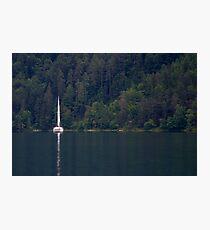 Floating Photographic Print
