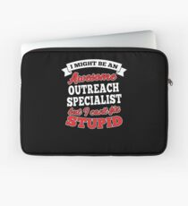 OUTREACH SPECIALIST T-shirts, i-Phone Cases, Hoodies, & Merchandises Laptop Sleeve