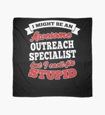 OUTREACH SPECIALIST T-shirts, i-Phone Cases, Hoodies, & Merchandises Scarf