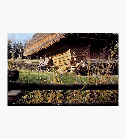 Shevechenko Museum Village Photographic Print
