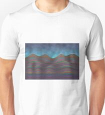 The Rolling Hills Of Subtle Differences Unisex T-Shirt